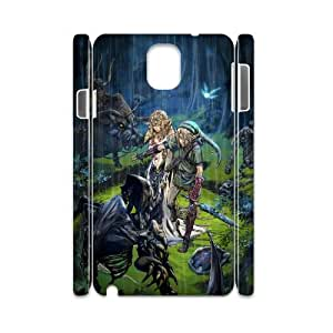 Cheap 3D Samsung Galaxy Note 3 N9000 Case, The Legend of Zelda quote New Fashion Phone Case