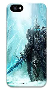 World of warcraft wrath of the lich king PC Hard new iphone 5 case for teen girls hipster