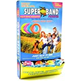 Superband NEON PREMIUM - Deet free - Non Toxic - All Natural - Insect Repelling Wristband (200)