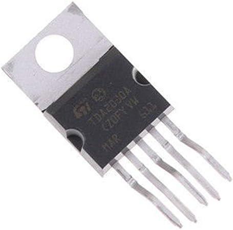 5PCS TDA2030A TDA2030 TO-220 18W Hi-Fi Amplifier 35W Low Power Driver IC