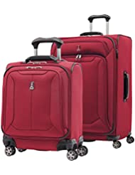 Travelpro Skypro Lite 2-Piece 8-Wheel Luggage Spinner Set: 29 and 17 Compact Boarding Bag