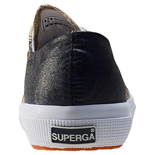 Lamedegradew Negro Baja black Unisex Zapatilla 2750 Gold Adulto Superga BPp7Twp