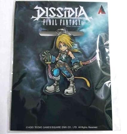Amazon.com: Final Fantasy Dissidia acrílico llavero encanto ...
