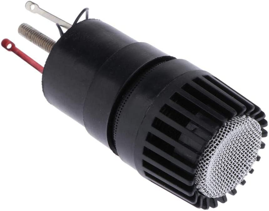 Cartucho de Micrófono con Línea Reemplazo para Actuación Escénica y Reunión