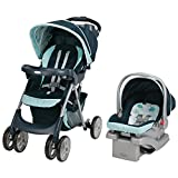 Review of Graco Comfy Cruiser Click Connect Travel System, Stratus