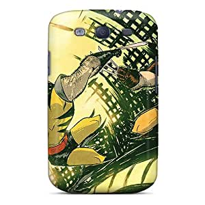 New Fashionable ConnieJCole OiARYmT1144jvlLJ Cover Case Specially Made For Galaxy S3(wolverinevswolverine)