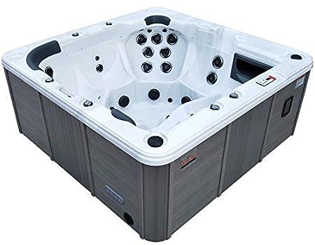Jacuzzi Balboa 2 Places.Canadian Spa Alberta Platinum Garden Hot Tub Amazon Co Uk
