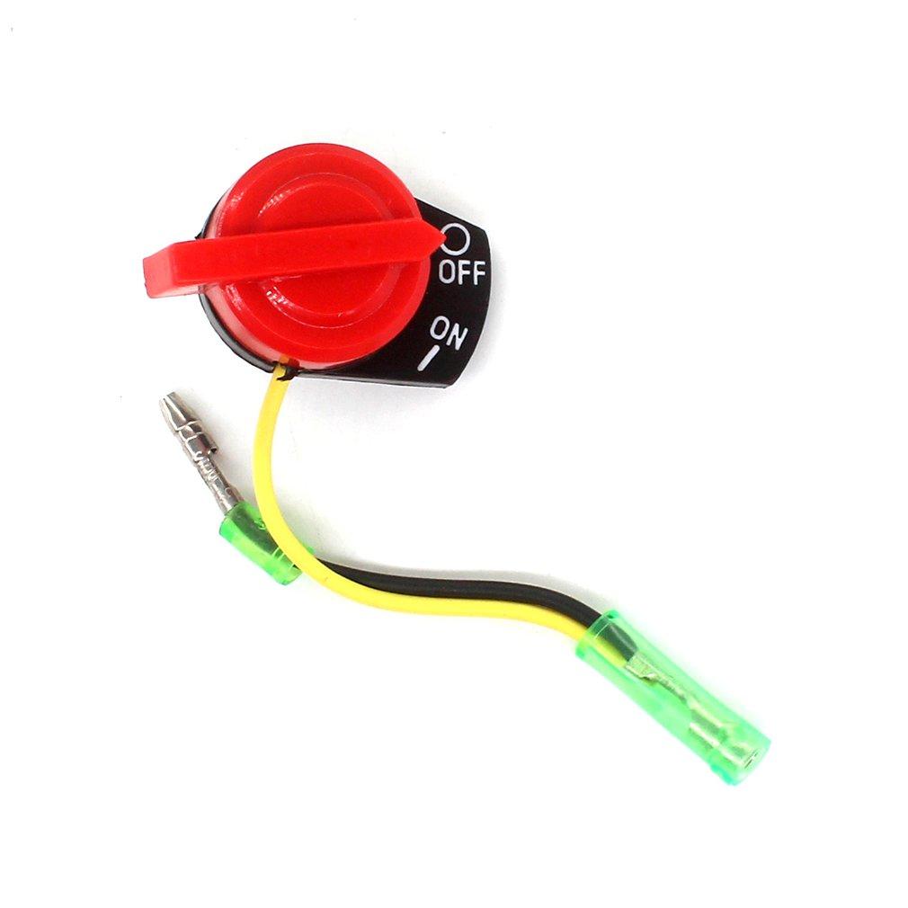 Powermate 6250 Wiring Kill Switch Reinvent Your Diagram Sandpiper Amazon Com Aisen Stop For Coleman Generator Rh