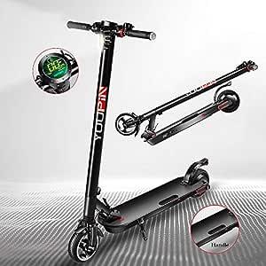 E Scooter Patinete Electrico Adulto 500W Electrico Plegable ...