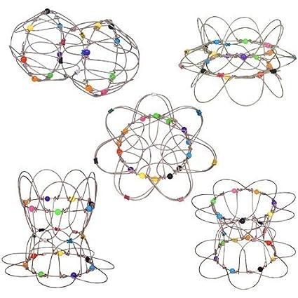 Amazon magic loops lotus flower by toysmith toys games magic loops lotus flower by toysmith mightylinksfo
