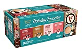Victor Allen Coffee Holiday Favorites Coffee & Hot Cocoa Mix Single Serve K-cup, 96 Count (Compatible with 2.0 Keurig Brewers)