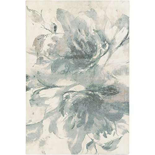 Artistic Weavers MDL-6164 Madeline Rosey Rug, Blue, 8' x 10' from Artistic Weavers