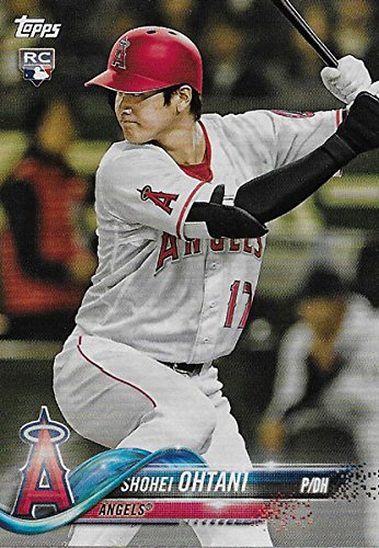 Shohei Otani 2018 Topps Limited Edition Mint Rookie Card A-17 Found only in the Special Factory Sealed Los Angeles Angels Team Sets