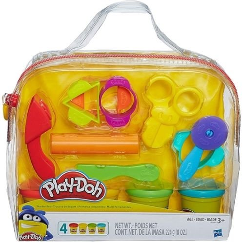 Play-Doh Starter Set,jc toys la newborn fedex toy truck poptropica toys american airlines toy plane