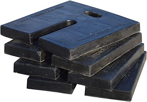 Impact Canopy Rubber Weights