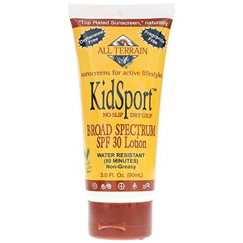 All Terrain - KidSport - Broad Spectrum - SPF 30 - Lotion - 3 fl oz - 2 Pack! by All Terrain
