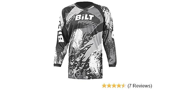fef0181c4 Amazon.com  BILT Kid s Amped Off-Road Motorcycle Jersey - SM