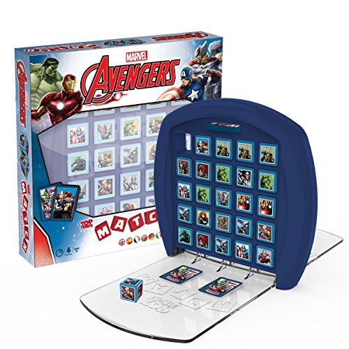 Top Trumps 028691 Match-Marvel Avengers Assemble
