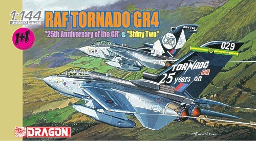 RAF Tornado Gr.4 Twin Pack  1-144 Model Kit