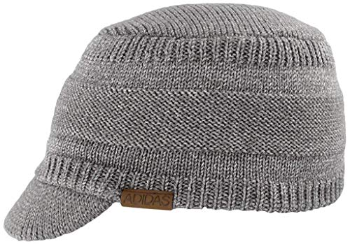 adidas Women's Quick Military Beanie - One Size - Gray -