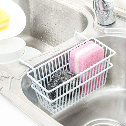 sun·light Household Punch-Free Wrought Iron Towel Rack Kitchen Debris Corrosion Resistant Storage Rack Store Variety of Kitchen Gadgets