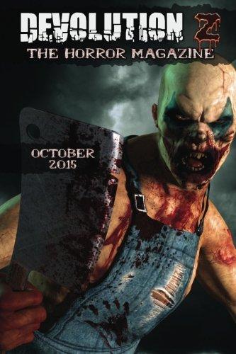 Devolution Z October 2015: The Horror Magazine (Volume 3)