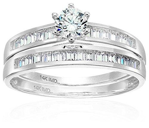 Diamond 2 Piece Bridal Ring - 3