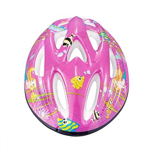 KUYOU Sport Helmet for Kids Cycling Skateboard Bike BMX Dry Slope Protective