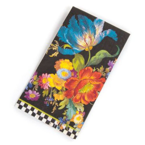 MacKenzie-Childs-Flower-Market-Paper-Napkins-Guest-Black-15-per-Pack