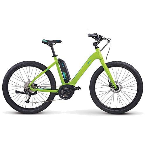 Izip Electric Bikes - IZIP 2018 E3 Vida Step Thru Electric Bike MD Lime