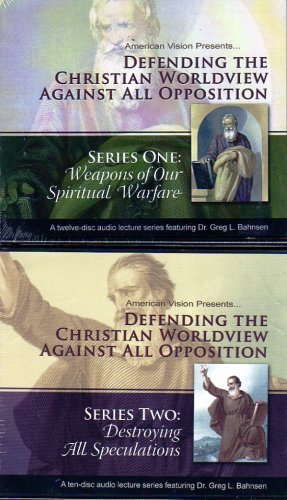Defending the Christian Worldview Against All Opposition (Audio CD) PDF