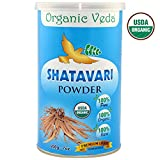 Cheap Organic SHATAVARI POWDER 7 Oz. 100% Pure and Natural Herbs Raw Organic Super Food Supplement. Non GMO. Gluten FREE. US FDA Registered Facility. USDA CERTIFIED ORGANIC. ALL NATURAL!