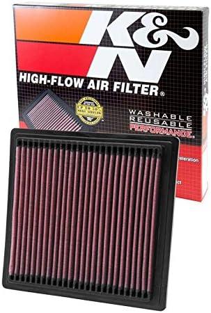 2104/filtre /à air de rechange haute Conception de d/ébit pour une am/élioration des performances K /& N 33