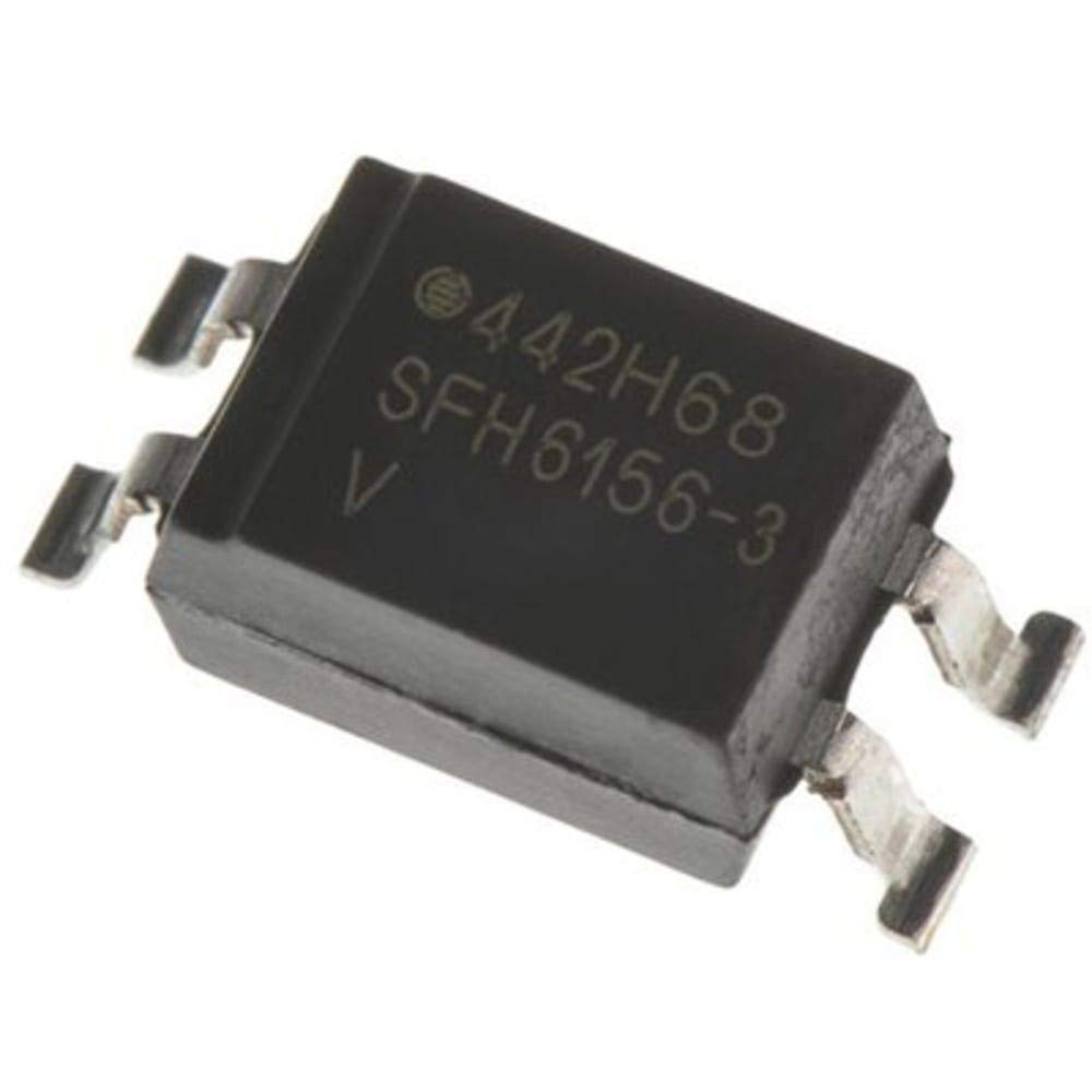 Optocoupler; 1.25 V (Typ.); 60 mA (Max.); 5300 V (RMS) (Max.); 100 mW (Max.), Pack of 100