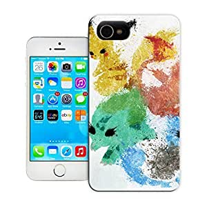 Unique Phone Case Animal painting patterns Starters Hard Cover for iPhone 4/4s cases-buythecase