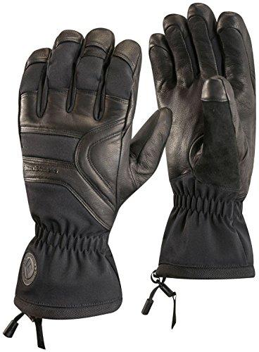 Black Diamond Patrol Glove - Black (Thermolite Nylon Gloves)