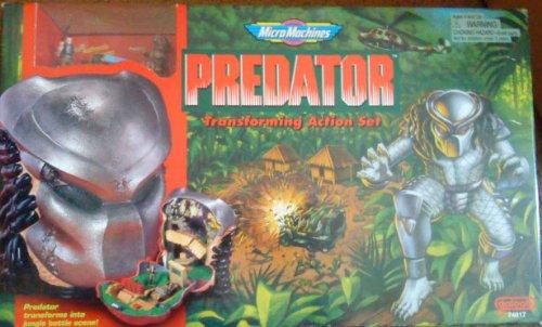 Micro Machines Transforming Action Set - Figure Set Predator