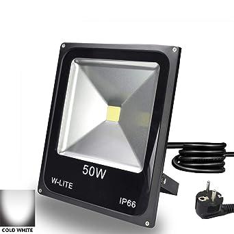 4X 20W LED Fluter SMD Outdoor Garten Sicherheit Wandstrahler Warmweiß IP65