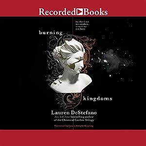 Burning Kingdoms Audiobook