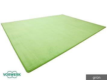 Teppichboden kinderzimmer grün  Vorwerk Bijou grün der HEVO ® Teppich | Spielteppich nicht nur für ...