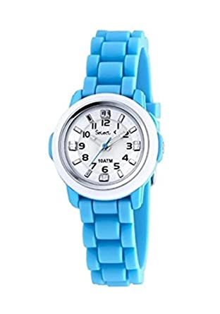 XO-14-15 Reloj Select Cadete, analógico, caja azul,