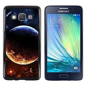 Stuss Case / Funda Carcasa protectora - Rulership Of The Sun - Samsung Galaxy A3