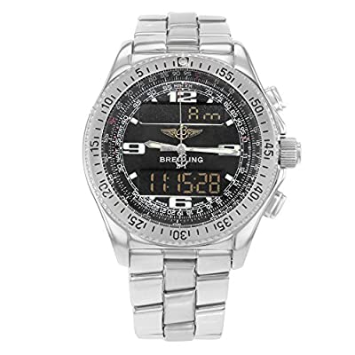 Breitling Navitimer Quartz Male Watch A68062 (Certified Pre-Owned) by Breitling