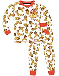 Disney The Lion Guard Boys Lion Guard Kion Pajamas