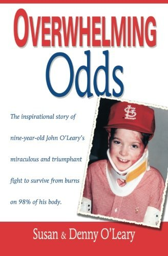 By Susan O'Leary Overwhelming Odds (First Edition)