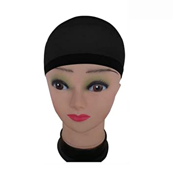 Jumberri 2 Pack Women Wig Caps Hair Mesh Wig Cap Hair Nets Wig Stretchable  Elastic Hair Net  Beauty 6590ea99a