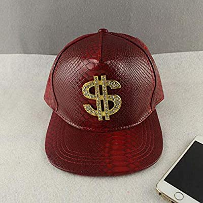 ShAwng Logotipo con Bling Hiphop Gorras Snapback Hat Ajustable ...