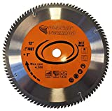"ORANGE TORNADO 12"" 100 Carbide Tooth Saw Blade - Full kerf for Wood"