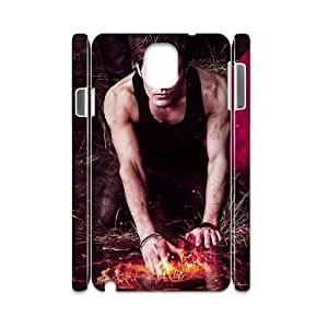 HUS03127 Customized 3D Cover Case with Paul Wesley for Samsung Galaxy Note 3 N9000 at Hushell