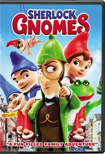 (Sherlock Gnomes )